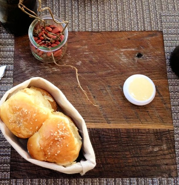 Husk bread