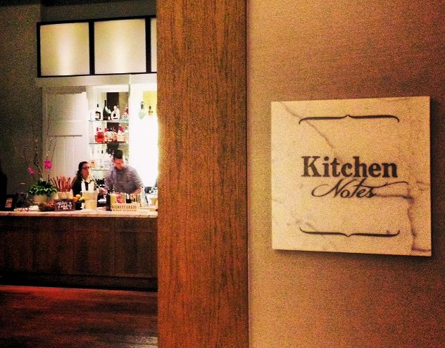 Kitchen Notes, Southern Dining » The Nutrition Adventure