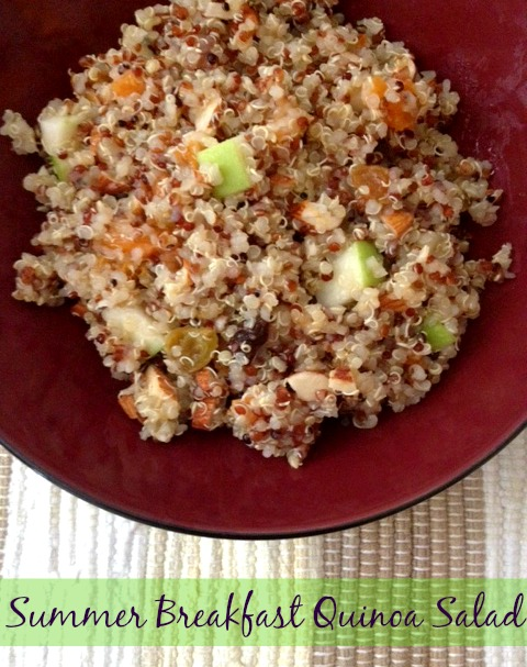 breakfast quinoa 2