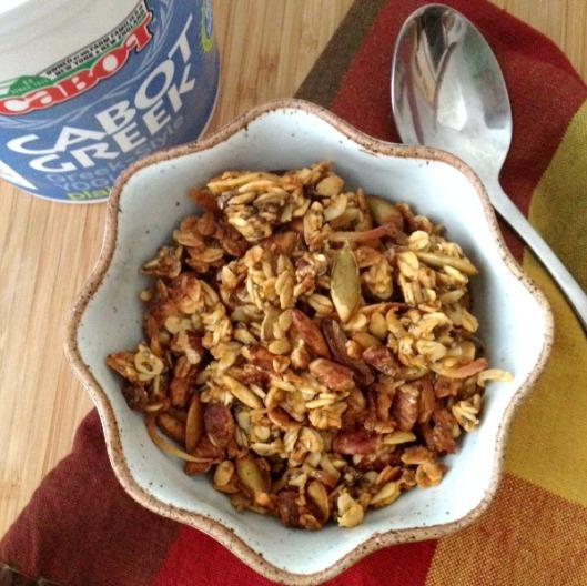 Pumpkin Seed & Chia Granola