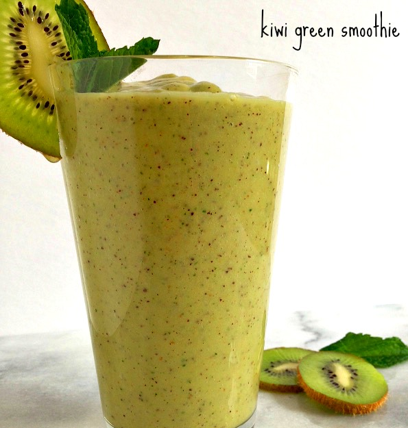 Kiwi Green Smoothie
