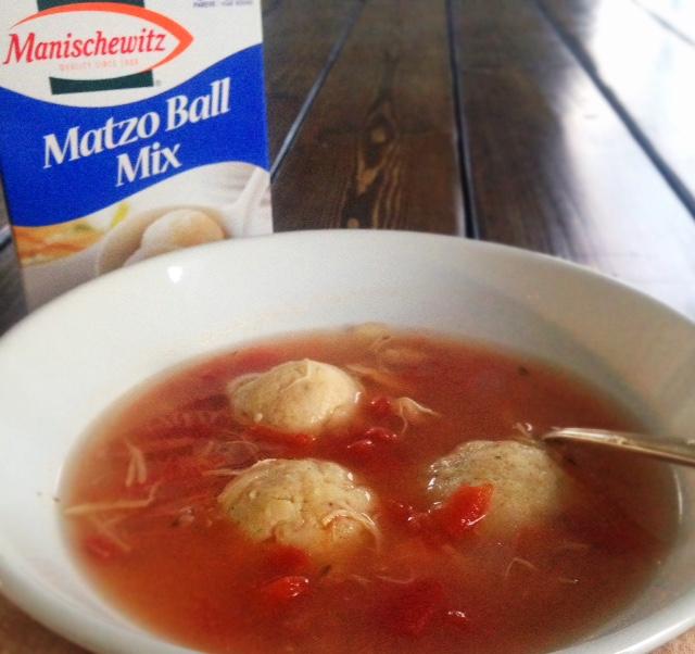 Manischewitz Matzo Ball Soup