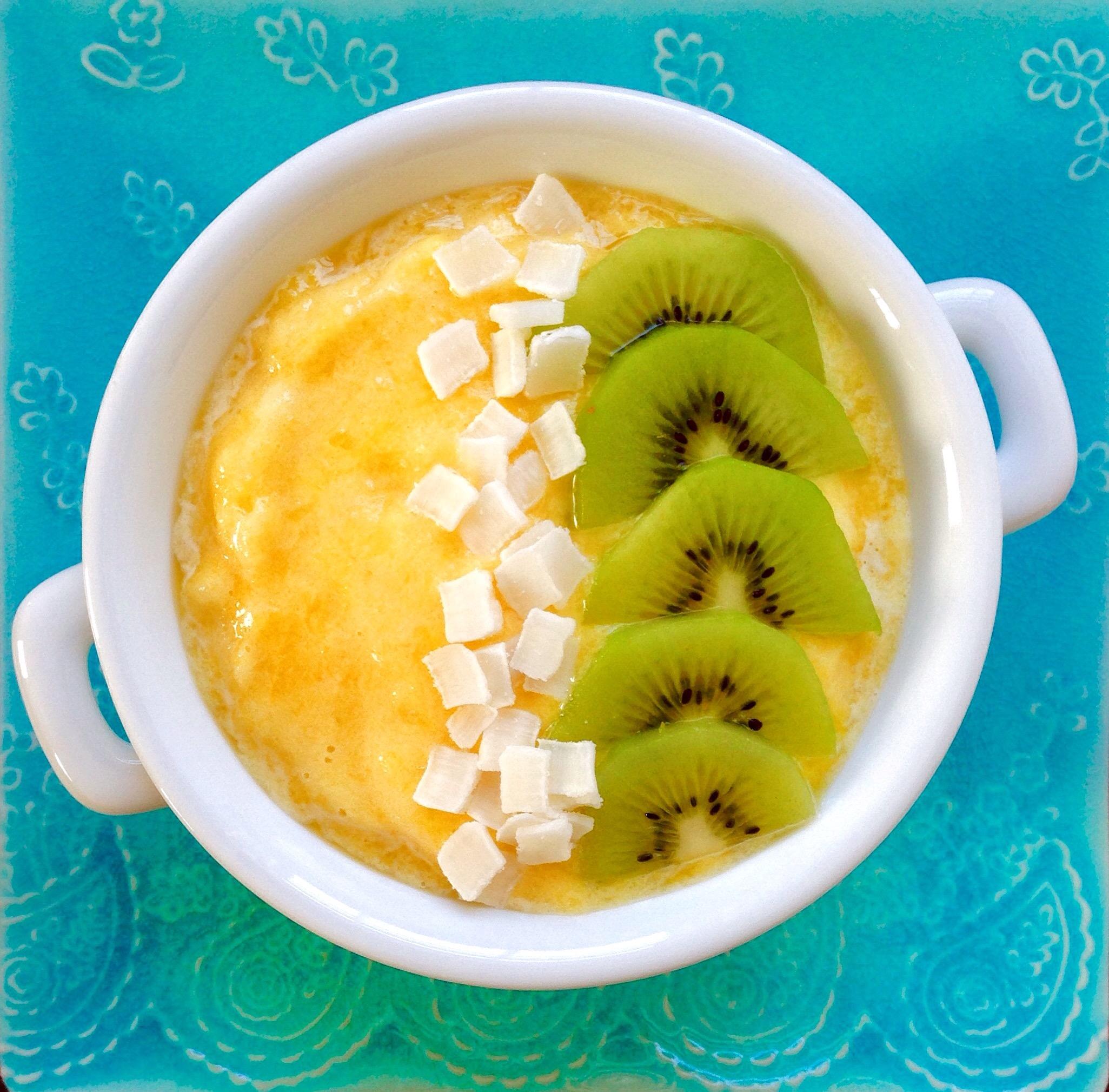 Mango-Pineapple Whip