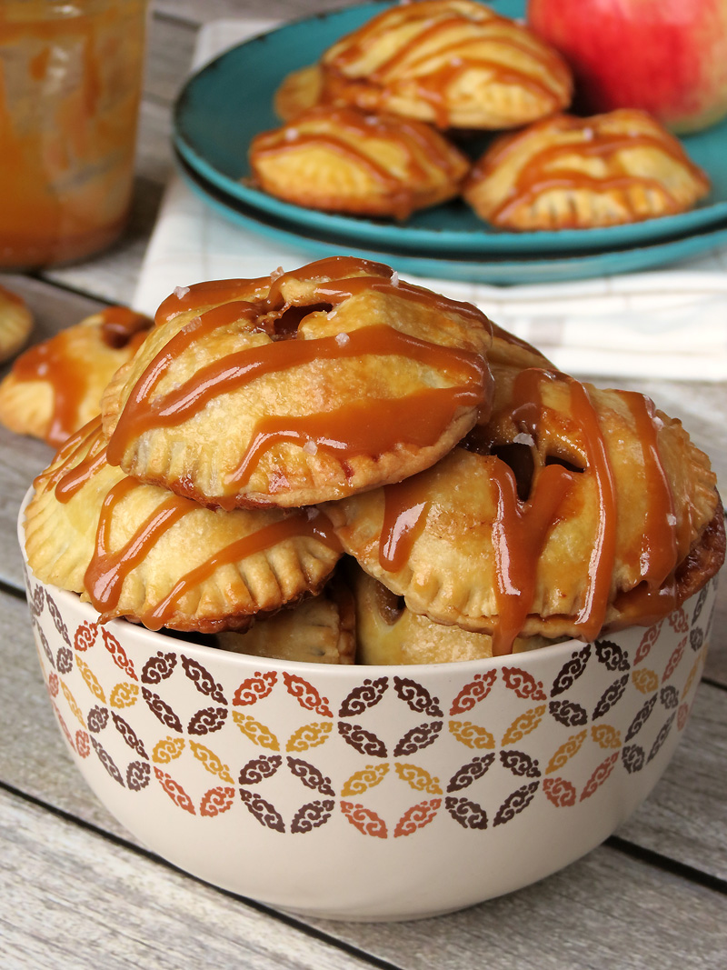 Apple Pie Cookies via Yummy Addiction