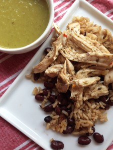 Pulled Chicken from Healthy Bites